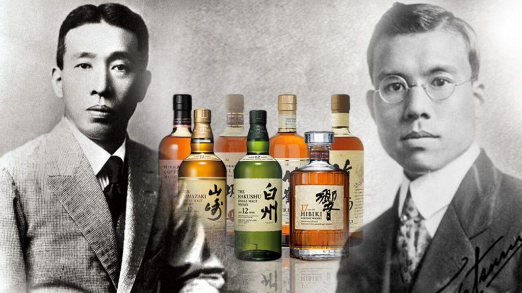 Шинџиро Тори и Масетака Такетсуру